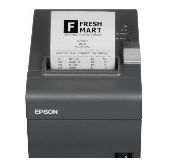 registratore telematico epson fp-81ii